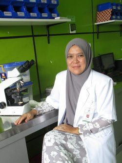 dr. Nurul Ain, Sp.PK