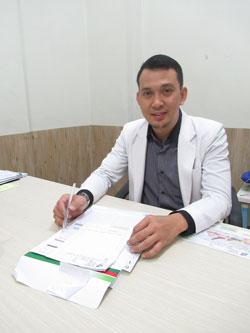dr. Edy Irawan, M.Ked (Ped), Sp.A, CH.,CHt