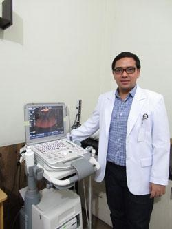 dr. Hiro Hidaya Danial Nst, Sp.OG