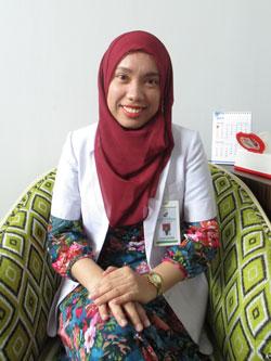 dr. Mayasari Situmorang