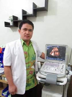 dr. Muara Panusunan Lubis, Sp.OG