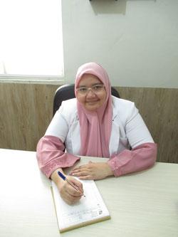 dr. Yeni Puspawani, M.Ked(Surg), Sp.B