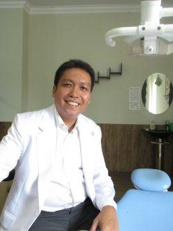 drg. Mangatas HP Hutagalung