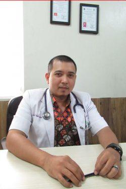 dr. Ahsan Tanio Daulay, SpPD