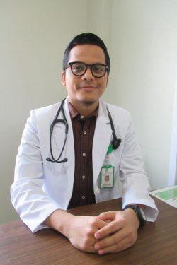dr. Arfian Amin Nasution, M.Ked (Kard), Sp.JP