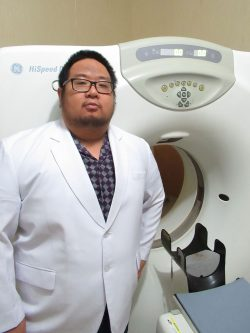 dr. Dahnial Syahputra, Sp.Rad