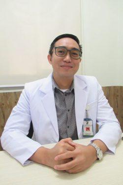 dr. Irliyan Saputra, M.Ked(OG),Sp.OG