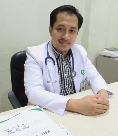 dr. Andri Iskandar Mardia,M.Ked (PD), Sp.PD